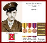 My Dad, Curt Webber, WW II 1943-1945Submitted by:  Debbie L