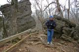 Clifty Falls trail
