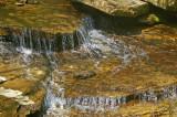 Little Clifty Creek above Little Clifty Falls