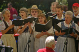 Swiss Folk song choir