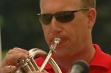 Mark in Grossen Family Band
