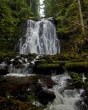 Yocum Falls, Oregon
