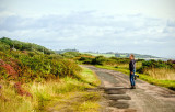 Me on the road to Skipness Castle Argyll Scotland.jpg