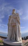 Cabrillo Statue