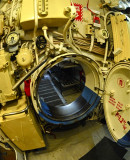 Watertight Hatch to Aft Torpedeo Compartment