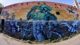 Neptune Mural