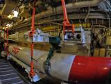 Bow Torpedo Stowage