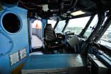 Navigation Bridge - The Captain's Chair