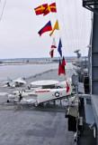 View from Aviation Bridge Forward