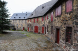 Stables and Old Palas