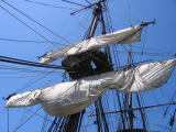 Fore Mast