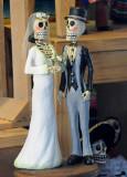 Calavera Wedding Couple