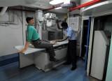 X-Ray Station Sick Bay