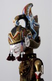 Wayang Golek Puppet - Satria Ladak