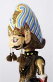 Wayang Golek Puppet - Bisma