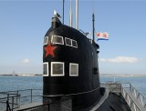 The Russian Submarine B-39 at the Maritime Museum of San Diego
