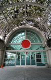 Convention Center Door