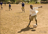 Soccer at Muungano School