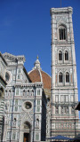 Tuesday, Sept. 14, we arrive in Florence.  Looking for lunch, we find the Duomo.