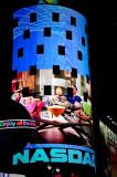 Nasdac on Time Square