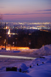 Mount Royal by night