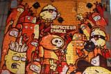 Murale quartier ville-marie