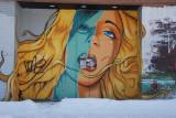 Murale quartier centre-ville
