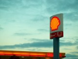 2009-01-22 Shell station