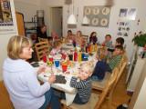 2009-02-05 Olivers birthdayparty with kindergarden