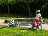 Olivers bike ride ended