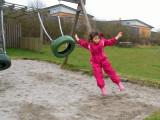 2008-03-09 Nicole flying