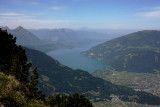 Thunersee and Interlaken