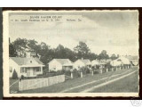 Silver Haven Court - 1942 - Near Chauncey, Ga.