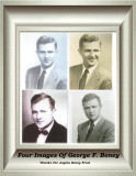 Four Images Of George F. Boney