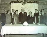 The W.S. Anderson Family Celebrating 50th Anniversary - 1909-1959