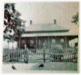 John Clark House Near Jacksonville, Ga.