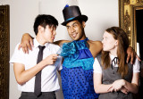 Andrew Wang as Alan Ray Chong Nee as Mad Hatter Jenni Little as Alice