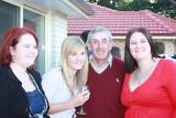 Michelle, Kate, Hunty & Alison