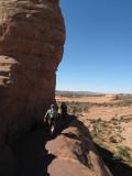 1 1/2 Mile Trail to Delicate Arch