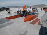 Bonneville Salt Flats - 300+ MPH Mormon Missile