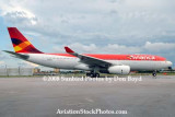 2008 - Avianca's new A330-243 N948AC airline aircraft aviation stock photo #1011