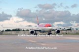 2008 - Avianca's new A330-243 N948AC airline aircraft aviation stock photo #1014