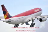 2008 - Avianca's new A330-243 N948AC airline aircraft aviation stock photo #2206
