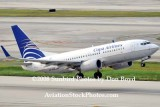 Copa Airlines Aircraft Airline Aviation Stock Photos Gallery