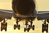 2008 - main landing gear of Atlas Air B747-481BCF N429MC on short final to MIA aviation cargo airline stock photo #2130
