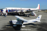 2008 - a scene at the Historical Flight Foundation's Open House for N836D at Opa-locka Executive Airport