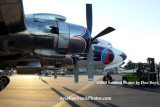 2008 - the Historical Flight Foundation's restored DC-7B N836D aviation aircraft stock photo #10058