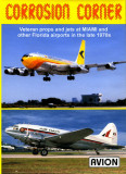 2009 - Aerocondor B720 image used on Avion Video's Corrosion Corner DVD cover