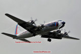 2010 - Historical Flight Foundation's restored Eastern Air Lines DC-7B N836D aviation airline stock photo #5698