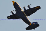 USMC Blue Angels C-130T Fat Albert (New Bert) #164763 military air show aviation stock photo #6212
